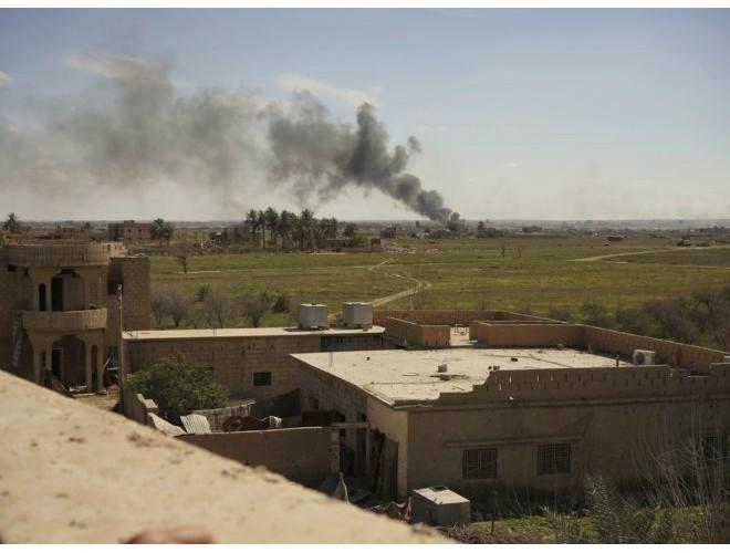 SDF vô hiệu hóa và kiểm soát căn cứ cuối cùng IS sau nhiều giờ đồng hồ ảnh 2