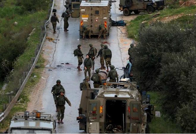 Quân đội Israel nổ súng, 2 người Palestine thiệt mạng tại Bờ Tây ảnh 1