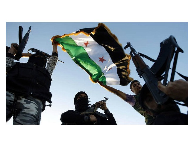"""SAA vừa tuyên bố nam và tây Syria an toàn thì """"phiến quân ngầm"""" xuất hiện ảnh 1"""