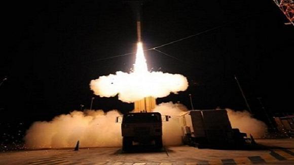 Hệ thống phòng thủ khu vực tầm cao giai đoạn cuối THAAD của Mỹ