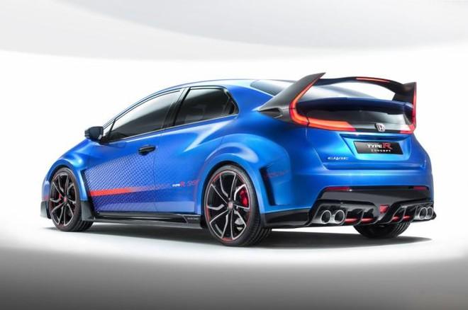 Honda Civic Type R mới sẽ mạnh mẽ, phá cách ảnh 2