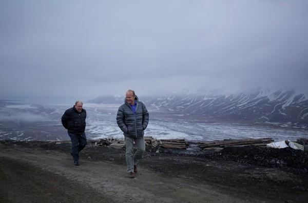 Na Uy đau đầu khi Trung Quốc mua đất ở Bắc Cực ảnh 2