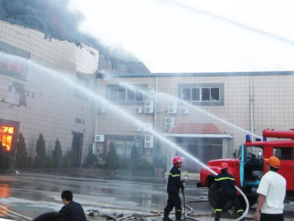Doanh nghiệp bị hỏa hoạn được gia hạn nộp thuế tối đa 2 năm