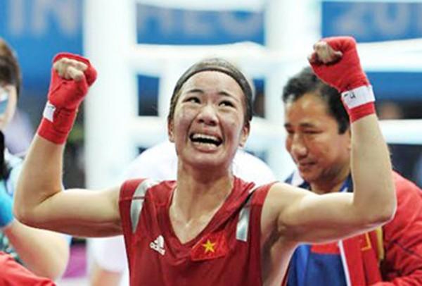 7 nữ VĐV nổi bật của thể thao Việt Nam tại ASIAD 2014 ảnh 4