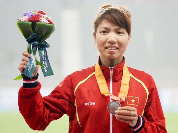 7 nữ VĐV nổi bật của thể thao Việt Nam tại ASIAD 2014 ảnh 7