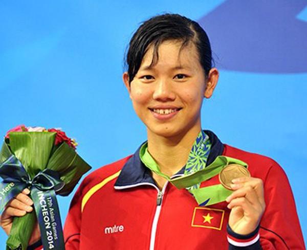 7 nữ VĐV nổi bật của thể thao Việt Nam tại ASIAD 2014 ảnh 1