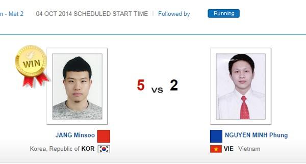 Trắng tay ngày cuối, thể thao Việt Nam thất bại rời ASIAD 2014 ảnh 1