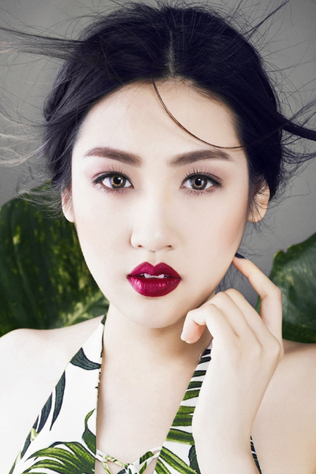 Xao lòng ngắm nhìn Á hậu Tú Anh xinh đẹp như búp bê ảnh 6
