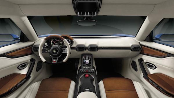Siêu xe hybrid đầu tiên mang nhãn hiệu Lamborghini ảnh 2
