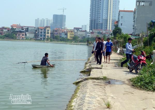 Vụ nam thanh niên bị truy sát, tử vong dưới hồ: Người cứu vớt bị dọa giết ảnh 1