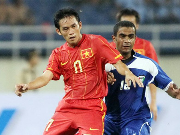 Vũ Phong ghi bàn trong trận thua 1-3 của ĐT Việt Nam trước Tuyển SV Nhật Bản ảnh 1