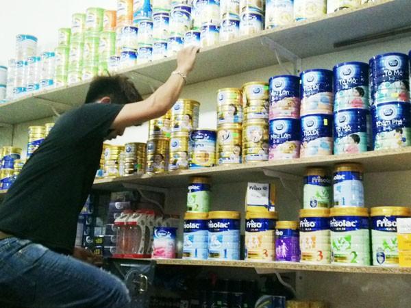 Chưa có doanh nghiệp nào đăng ký giảm giá bán sữa ảnh 1