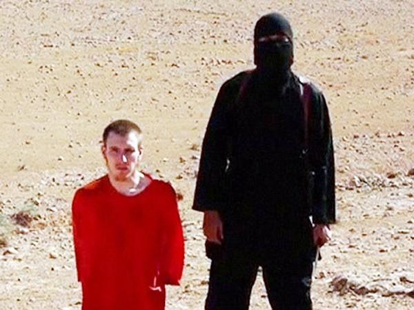 Lá thư thấm đẫm nước mắt của con tin người Mỹ sắp bị IS hành quyết ảnh 1