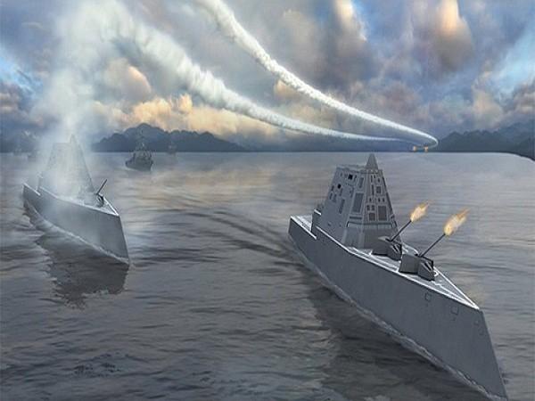 """Siêu khu trục hạm hiện đại nhất thế giới """"DDG-1000"""" sắp chính thức chạy thử ảnh 1"""