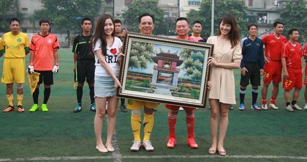 Giao hữu các cựu danh thủ Hà Nội đậm chất nhân văn ảnh 2