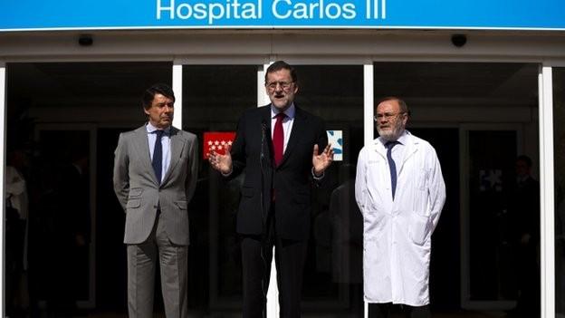 Tây Ban Nha thành lập Ủy ban phòng chống Ebola ảnh 1