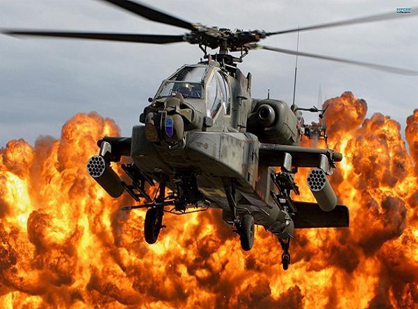 Tổ chức Nhà nước Hồi giáo - IS áp sát Baqhdad, Mỹ dùng Apache đánh chặn ảnh 1