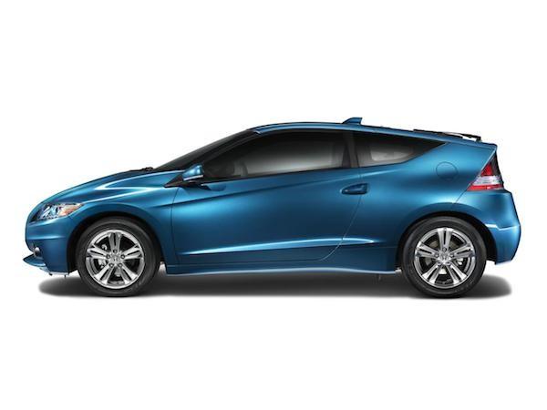 Honda CR-Z 2015 không thay đổi gì ngoài giá bán ảnh 3