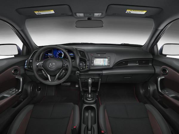 Honda CR-Z 2015 không thay đổi gì ngoài giá bán ảnh 10