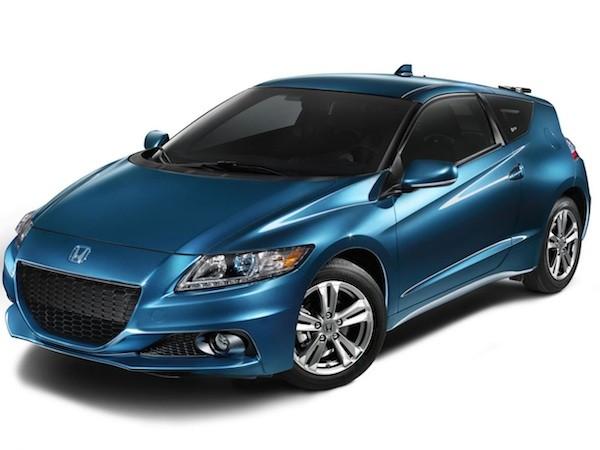 Honda CR-Z 2015 không thay đổi gì ngoài giá bán ảnh 1