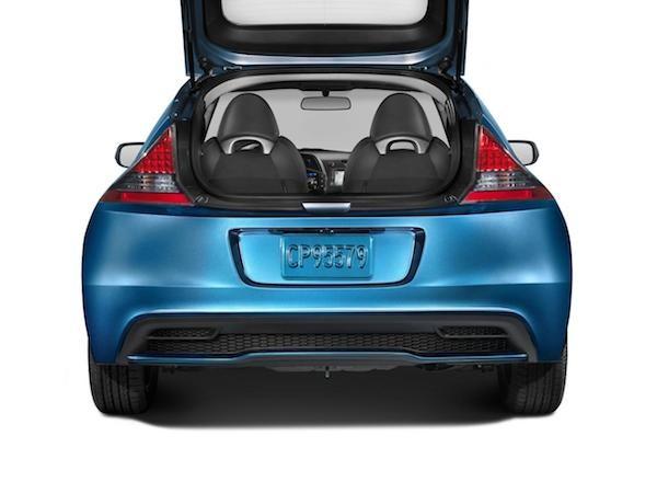 Honda CR-Z 2015 không thay đổi gì ngoài giá bán ảnh 6