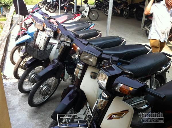 Bắt nhóm trộm cắp xe máy liên tỉnh ảnh 2