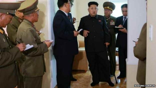 Kim-Jong-un bất ngờ xuất hiện sau thời gian dài vắng mặt ảnh 2