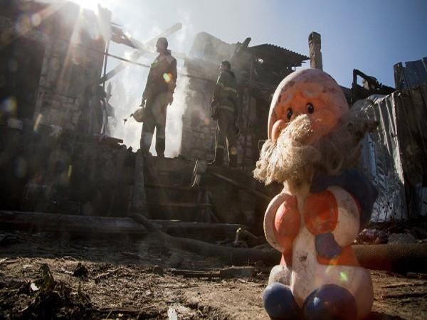 Pháo kích vẫn diễn ra ở Donetsk và Luhansk, bất chấp thỏa thuận ngừng bắn ảnh 1