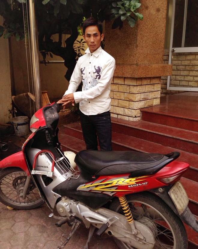 Đang loay hoay trộm cắp xe máy thì bị bắt ảnh 2