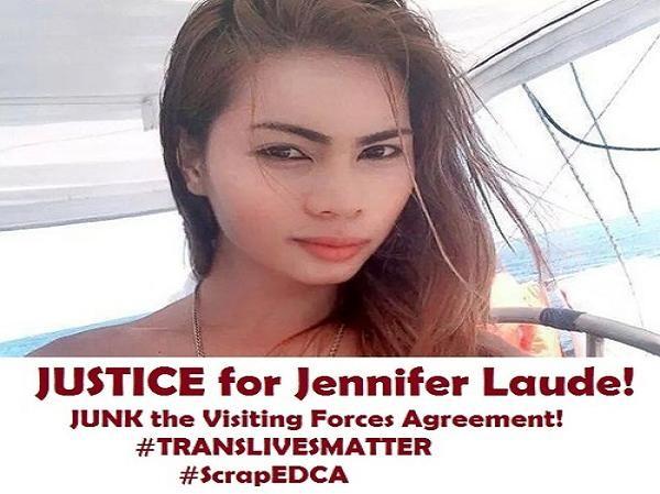 Lính Mỹ sát hại một người chuyển giới ngay trong khách sạn ở Philippines ảnh 1