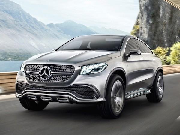 """Mercedes """"thay tên đổi họ"""" cho tất cả các mẫu xe SUV ảnh 1"""
