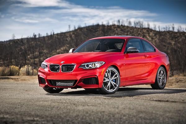 BMW M2 có thể ra mắt vào đầu năm 2015 ảnh 1