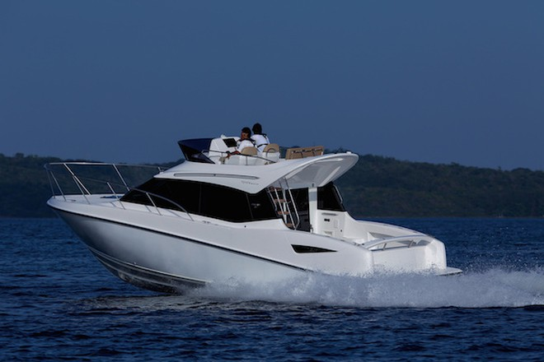 Toyota giới thiệu du thuyền thể thao Ponam-31 ảnh 7