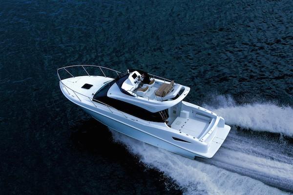 Toyota giới thiệu du thuyền thể thao Ponam-31 ảnh 3