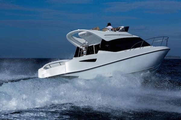 Toyota giới thiệu du thuyền thể thao Ponam-31 ảnh 5