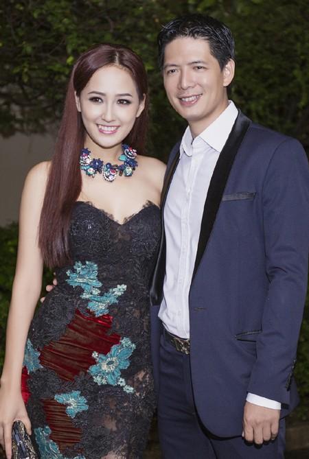Hoa hậu Mai Phương Thúy hội ngộ siêu mẫu Hoàng Thùy và Minh Tú tại lãnh sự quán Anh ảnh 9