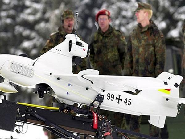 Máy bay do thám không người lái Luna của Đức