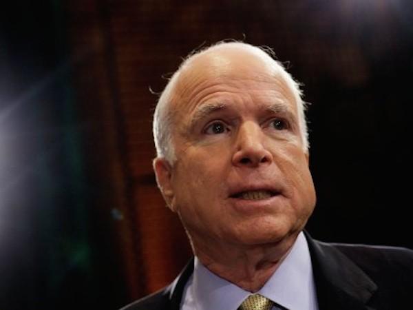 Thượng nghị sĩ Mỹ, John McCain