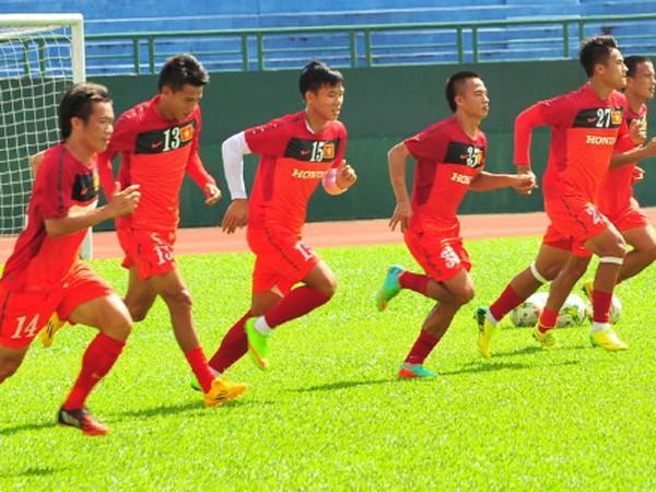 ĐT Việt Nam chạy nước rút cho AFF Cup 2014 ảnh 1