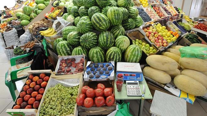 Nga hạn chế nhập khẩu rau quả từ Ukraine trong 1 năm vì lo ngại có nguồn gốc từ EU