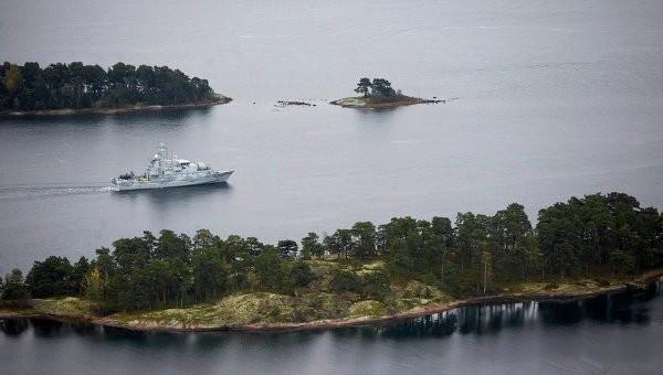 Thụy Điển mở rộng quy mô, quyết săn bằng được tàu ngầm lạ ảnh 1