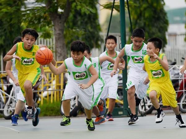 Sân chơi nhằm tăng chiều cao cho học sinh Hà Nội ảnh 1