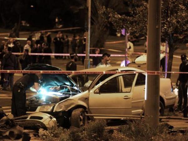 """Hiện trường vụ việc bị nghi ngờ là """"tấn công khủng bố"""""""