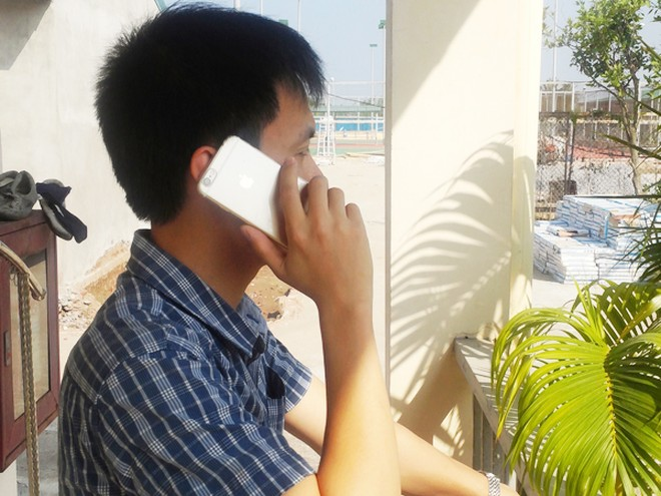 Phát cáu vì… iPhone 6 ảnh 1