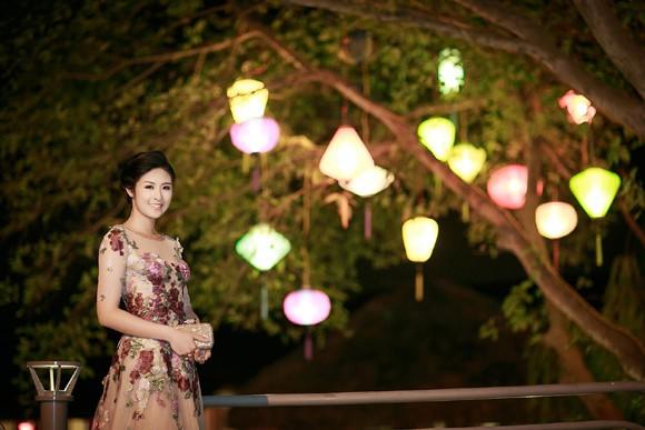Ngọc Hân đọ sắc với Tú Anh trong đêm chung khảo miền Bắc Hoa hậu Việt Nam ảnh 3