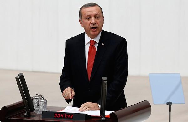 Tổng thống Thổ Nhĩ Kì, Tayyip Erdogan