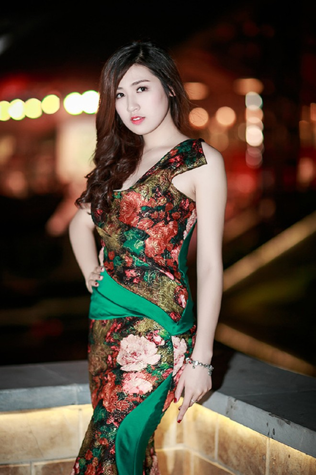 Ngọc Hân đọ sắc với Tú Anh trong đêm chung khảo miền Bắc Hoa hậu Việt Nam ảnh 6
