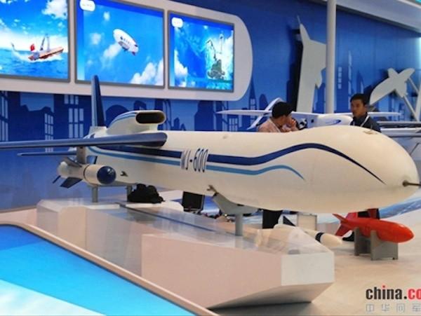 Trung Quốc có thể dẫn đầu về máy bay không người lái trong thập kỉ tới ảnh 1