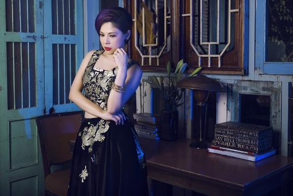 """""""Búp bê"""" Thanh Thảo khoe vẻ đẹp mặn mà ảnh 7"""