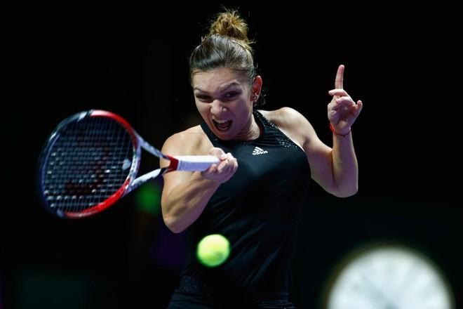 """""""Rửa hận"""" thành công, Serena Williams xuất sắc lần thứ 5 vô địch WTA Final ảnh 1"""